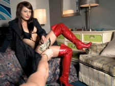 Foot Whore For Hire